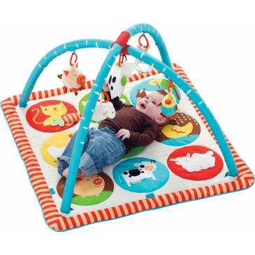 Mata edukacyjna Farma Activity Gym Skip Hop