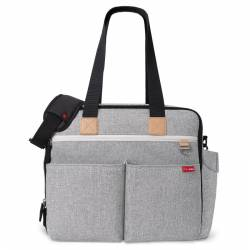 Torba Duo Signature Weekender Grey Melange
