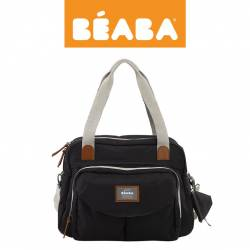 Beaba Torba dla mamy Geneva SMART COLORS black