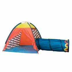 Namiot do zabawy w domu i na dworze - THE GREAT OUTS'MORES TENT B. TOYS