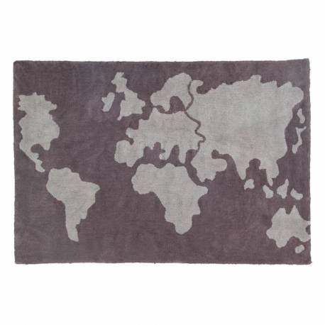 Dywan WORLD MAP Lorena Canals