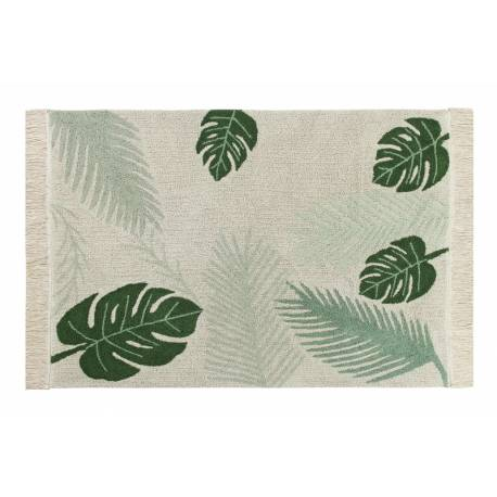 Dywan TROPICAL GREEN Lorena Canals