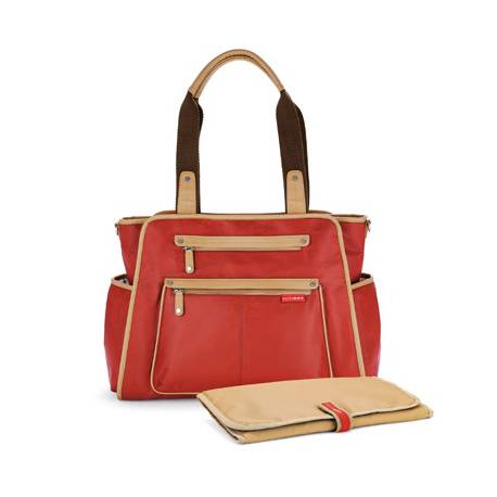 Torba Skip Hop Grand Central Cinnamon