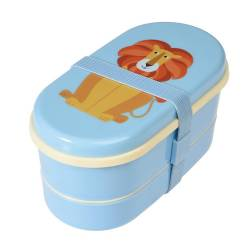 Lunchbox Bento z lwem Rex London