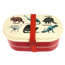 Lunchbox Bento dinozaury Rex London