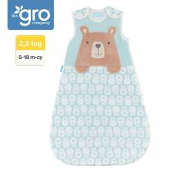 Śpiworek Grobag Bennie the Bear grubość 2,5 tog 6-18 M