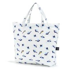 Shopper Bag La Millou Hello World Birds