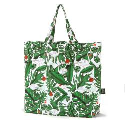 Shopper Bag La Millou Evergreen Tiger