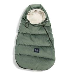 VELVET COLLECTION - ASPEN WINTERPROOF STROLLER BAG BABY - KHAKI LA MILLOU