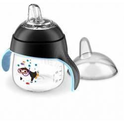 KUBEK NIEKAPEK 6M+ BLACK 200ML Avent Philips