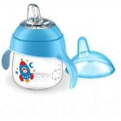 KUBEK NIEKAPEK 6M+ BLUE 200ML Avent Philips