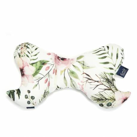 ORGANIC JERSEY COLLECTION ANGEL'S WINGS - WILD BLOSSOM - VELVET POWDER PINK