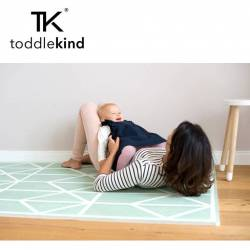 TODDLEKIND Mata do zabawy piankowa podłogowa Prettier Playmat Nordic Neo Matcha Green