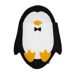 Baby Bites Śpiworek light Penguin (1-18 m)