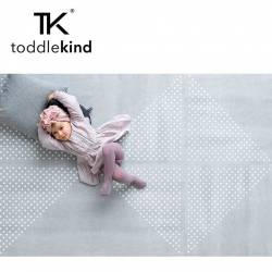 TODDLEKIND Mata do zabawy piankowa podłogowa Prettier Playmat Earth Dove Grey