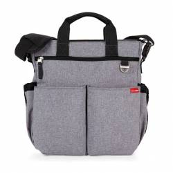 Torba Duo Signature Heather Grey SKIP HOP