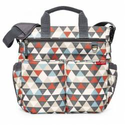 Torba Duo Signature Triangle Skip Hop