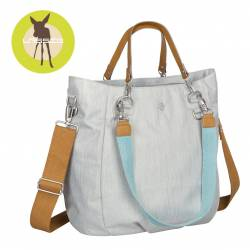 Torba Lassig Green Label Mix'n Match Light Grey
