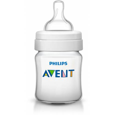 Butelka classic 125 ml Avent Philips