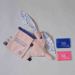 Thermo Bunny Powder Pink La Millou Family Velvet Collection