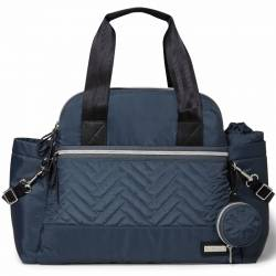 Torba Suite Satchel SKIP HOP 6w1 Steel Grey