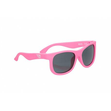 Okulary Babiators Classic Think Pink (0-2 lata)