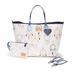 Torba Feeria by K. Zielińska La Millou Large Dream Catcher White Premium