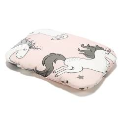 Baby Bamboo Pillow La Milou by M. Bohosiewicz Unicorn Sugar Bebe