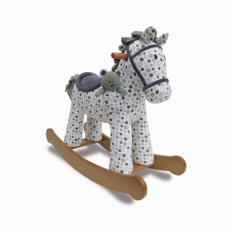 Konik na biegunach Little Bird Told Me - Dylan & Boo Rocking Horse