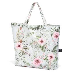 Shopper Bag La Millou Wild Blossom Mint